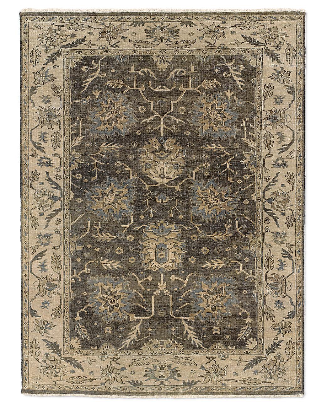 Ayla rug grey for Restoration hardware rugs on sale