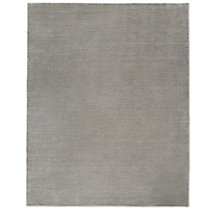 Textured Cord Rug Swatch - Grey