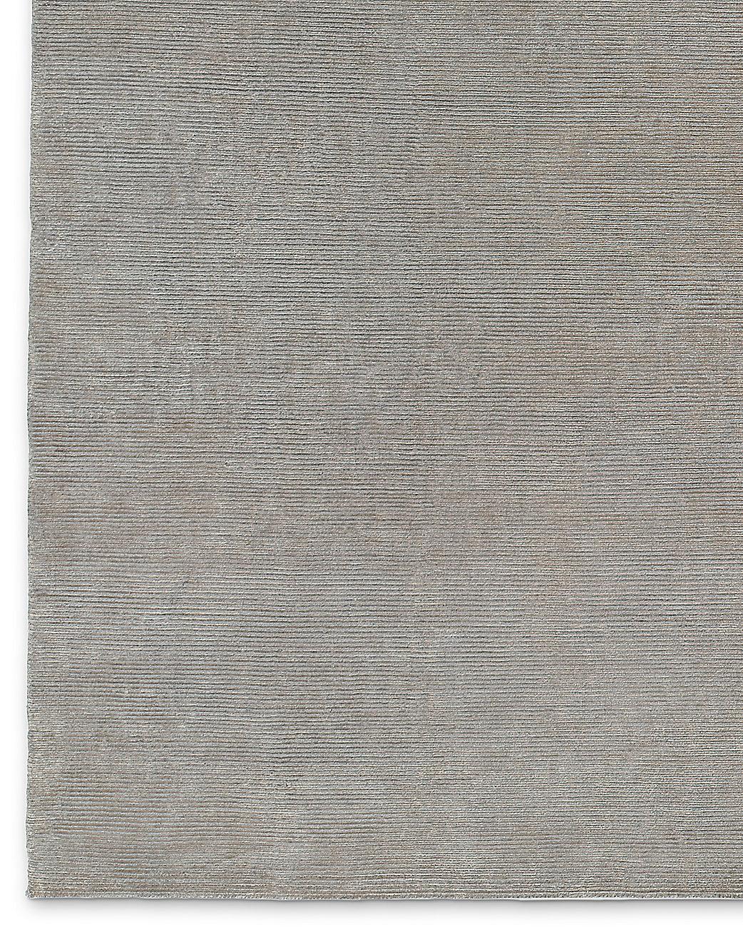 Textured Cord Rug Grey