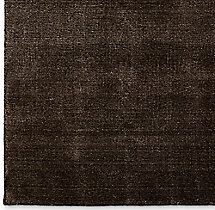 Pura Heathered Rug Swatch - Chocolate