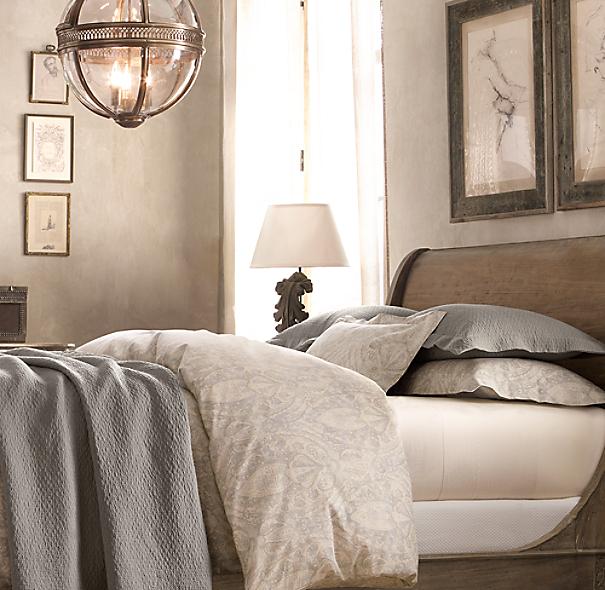 Italian Linen & Cotton Coverlet
