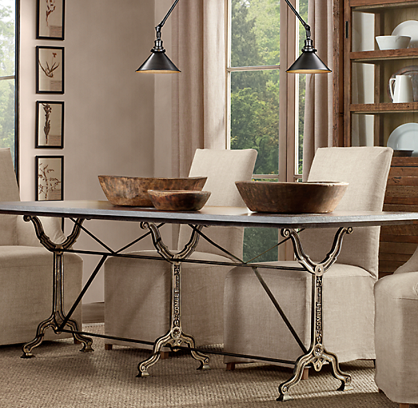 Restoration Hardware Kitchen Tables: Sale
