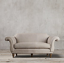 "72"" Regency Upholstered Sofa"