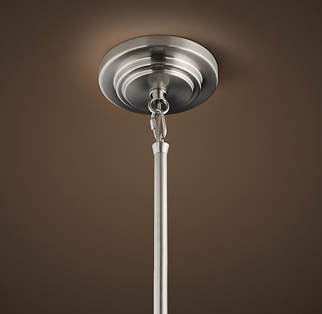 Round Linen Shade Pendant Color Preview Unavailable