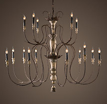 18th C. Bartolomeo Chandelier 63""