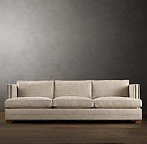 9' Easton Upholstered Sofa