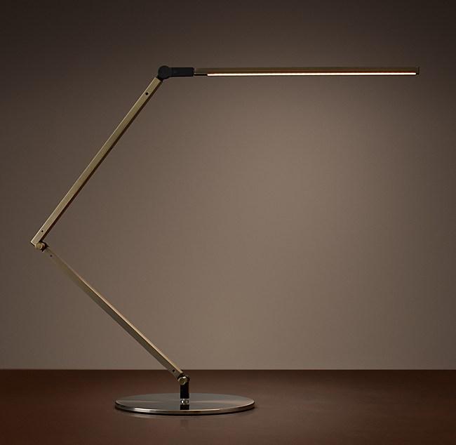 Z bar led task table lamp aloadofball Gallery