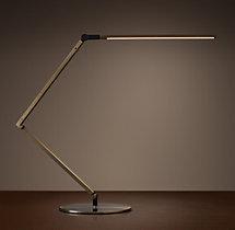 Z Bar Led Task Table Lamp