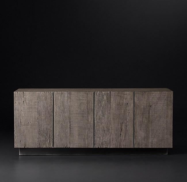 Monterey Panel 4-Door Sideboard