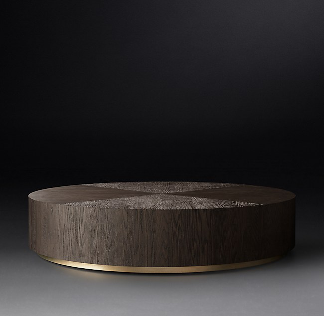 machinto round coffee table. Black Bedroom Furniture Sets. Home Design Ideas