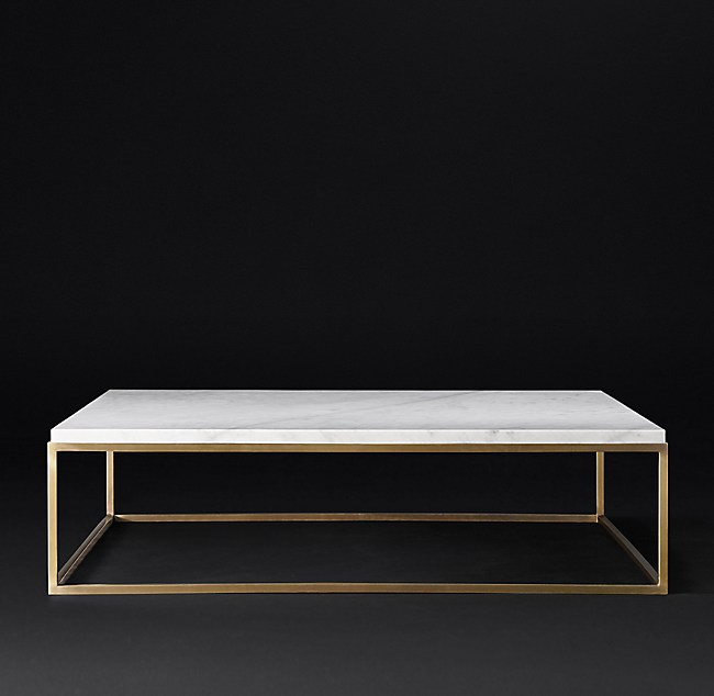 Nicholas marble square coffee table watchthetrailerfo