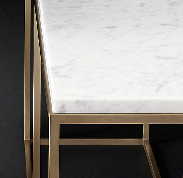 Nicholas Marble Console Table