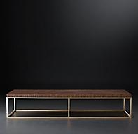 Nicholas Large Rectangular Coffee Table