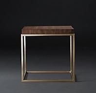 Nicholas Paldao Square Side Table