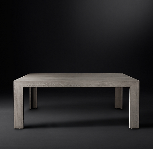 More Sizes Finishes Machinto Square Dining Table