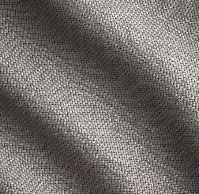 Fabric By The Yard Belgian Linen Basket Weave