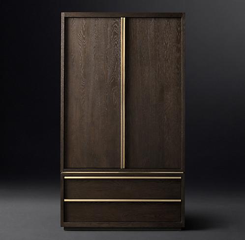 Modern armoires