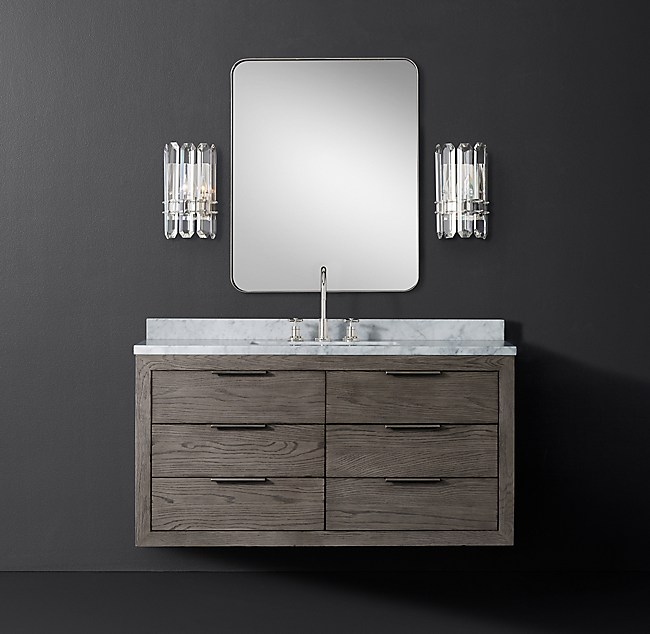 Machinto Single Extra Wide Floating Vanity
