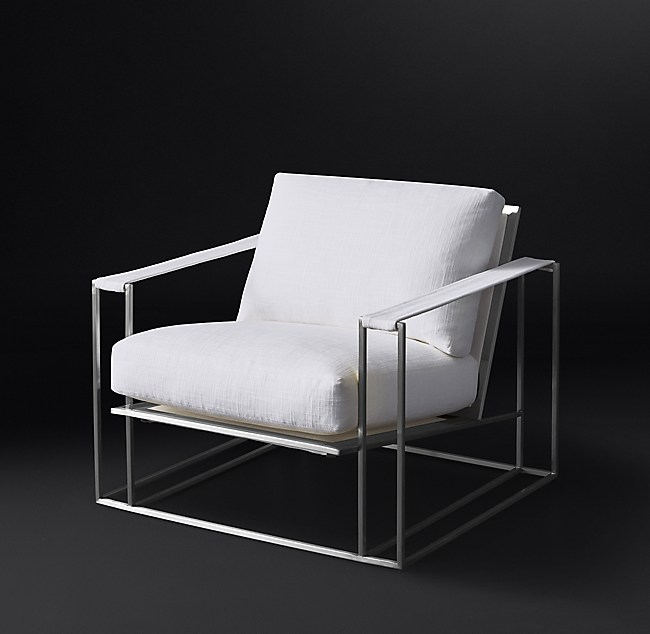 Milo Baughman Model 1233 Chair 1972