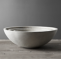 Reclaimed Ash Wood Bowls (Set of 3)