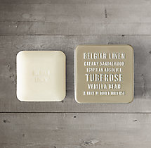 Travel Soap - Belgian Linen