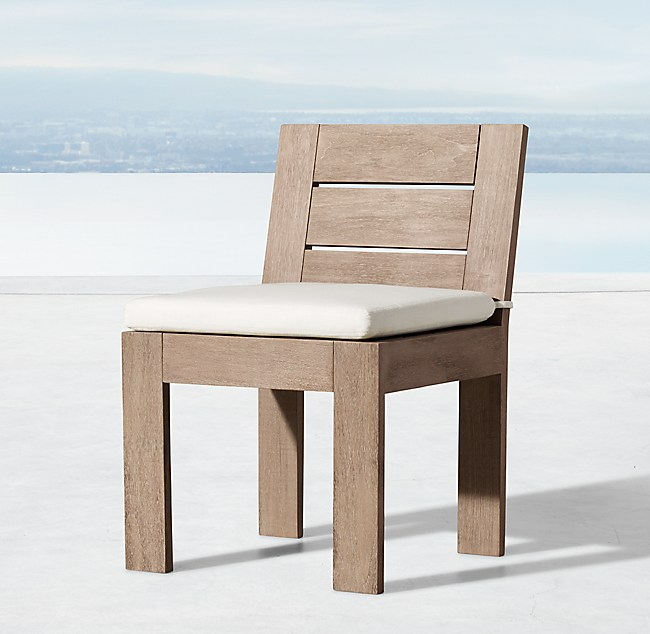 Marbella Teak Side Chair