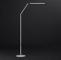 Z Bar Led Task Floor Lamp