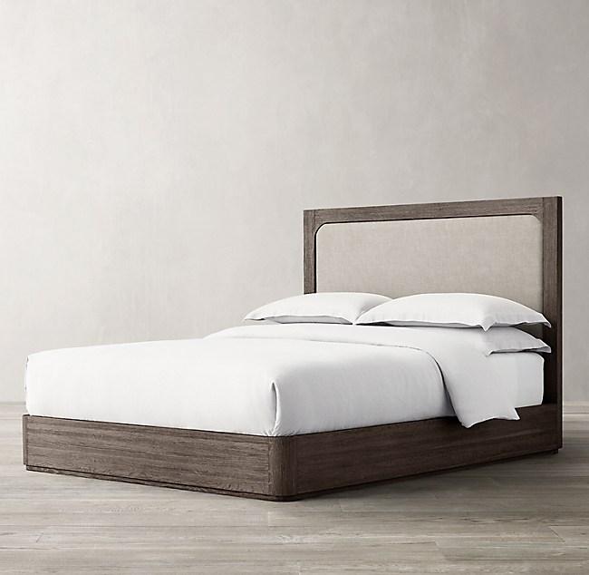 Martens Upholstered Platform Bed