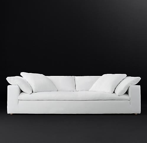 Cloud Track Arm Sofa
