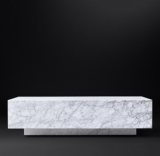 Marble Tables Rh Modern