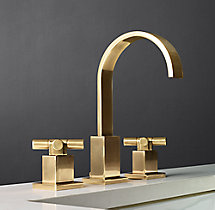 Modern 8 Widespread Faucet