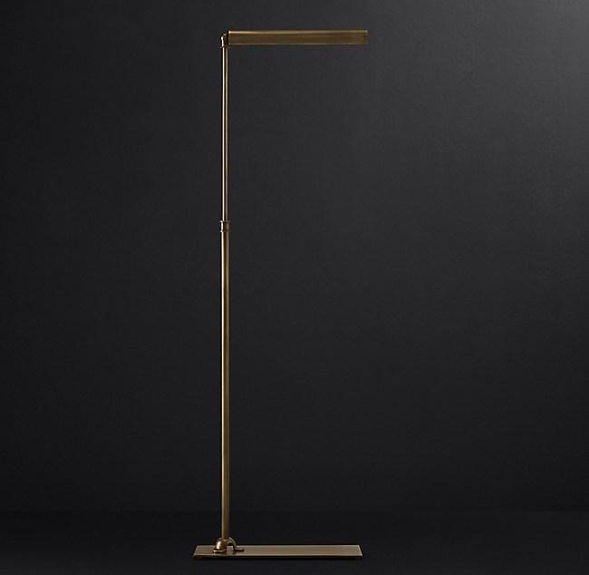 Slimline Task Floor Lamp