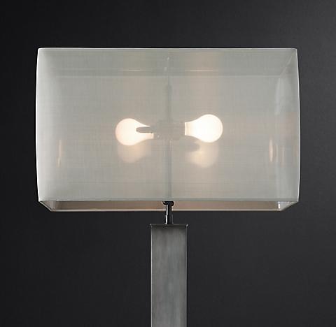 Shades rh luce rectangular mesh shade greentooth Gallery