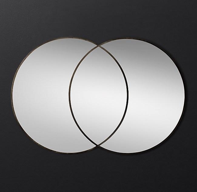 Venn Mirror 72 X 48