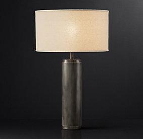 Restoration Hardware Table Lamps