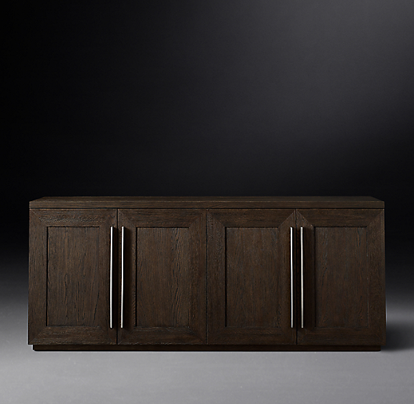 Machinto Panel 4 Door Sideboard