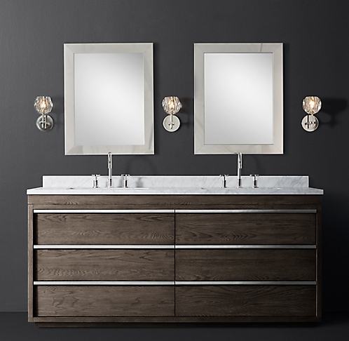oval with and vanity bathroom cabinet mirrors sing floating modern double tub use gorgeous sink bath bathrooms wall decors small