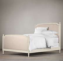 Vienne Bed With Footboard