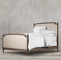 Vienne Upholstered Bed With Footboard