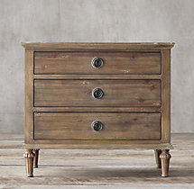 "Maison 32"" Closed Nightstand"