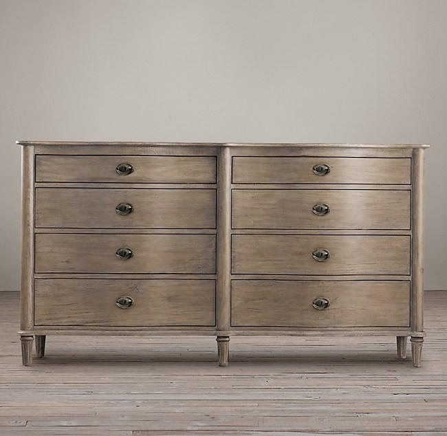 Restoration Hardware Dressers Bestdressers 2017