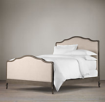 Lorraine Bed With Footboard