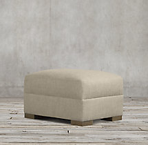 Maxwell Upholstered Ottoman
