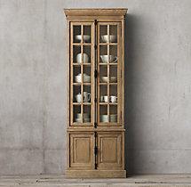 French Casement Double Door Sideboard Amp Hutch