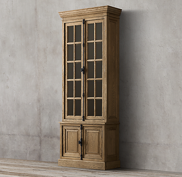 French Casement Double Door Sideboard Amp Hutch