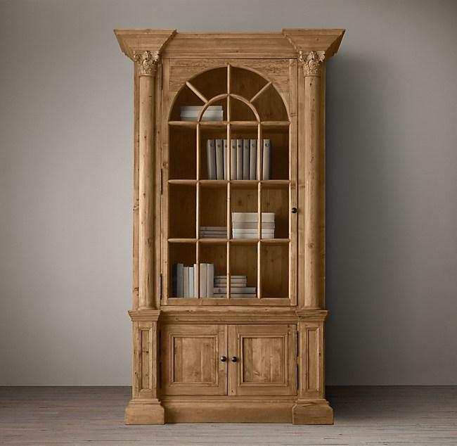 Palladian Single Door Cabinet