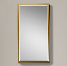 Bistro Clear Glass Mirror
