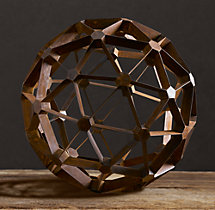 Polyhedron Model - Rust