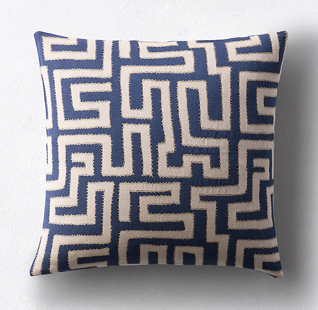Dayo Amhara Square Pillow Cover By Kerry Joyce