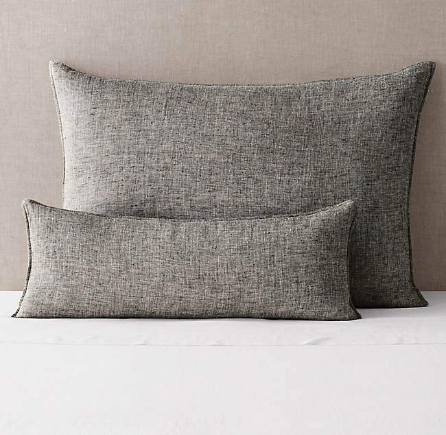 Ojai Linen Double-Faced Sham
